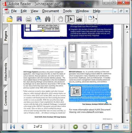 pdf scanned image to text