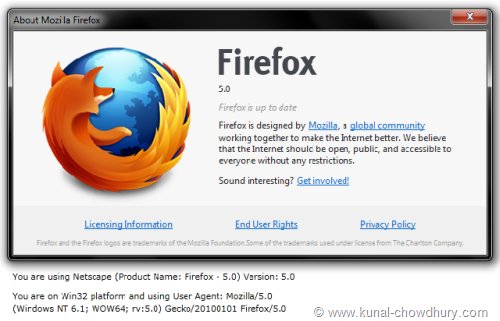 Tested in Firefox 5