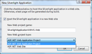 Step 3 Before We Start The Actual Development It Is Very Important To Understand Solution Explorer For Silverlight And Hosting Projects Visual Studio