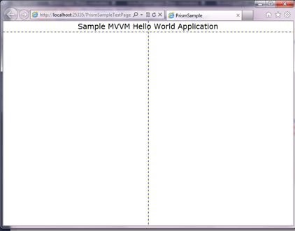 Understand MVVM Using PRISM by Hello World Silverlight