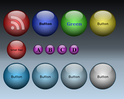 A Glass Orb Button In Silverlight Codeproject
