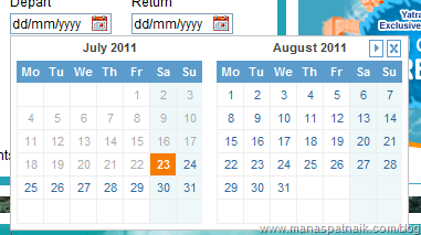 Multiple Months View DatePicker Control in Silverlight - CodeProject