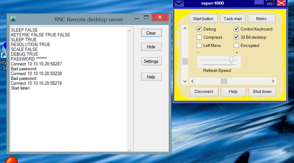 Windows Remote Desktop Application - CodeProject