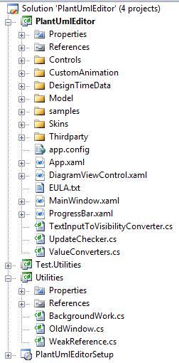 PlantUML Editor: A Fast and Simple UML Editor using WPF ...