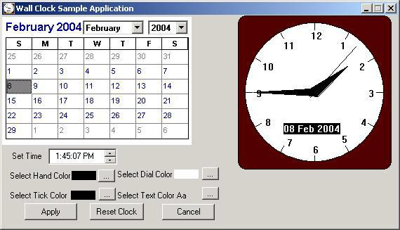 Sample Image - wallclockctrl.jpg