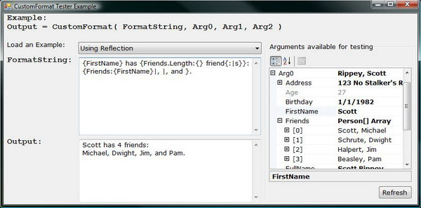 Custom Formatting in .NET - Enhancing String.Format to all new ...