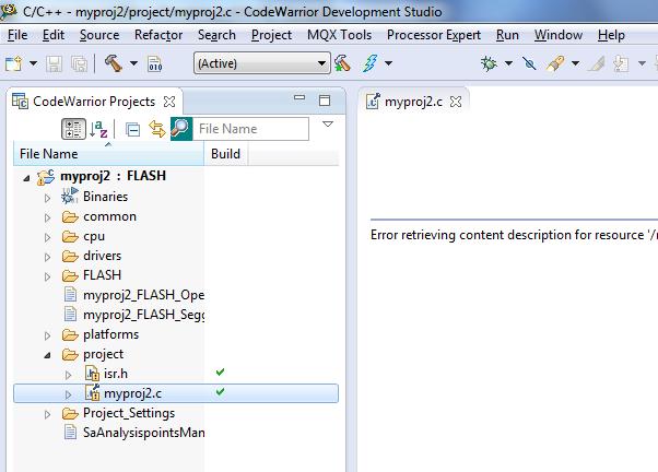 nmake sub src error codes