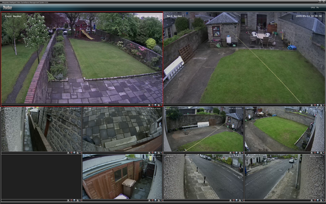 I've Got My Eye On You         A Journey Into Home CCTV and