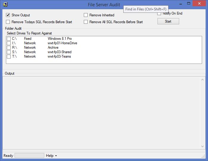 File Server Audit - CodeProject