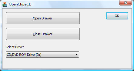 open or close a cd dvd drive drawer codeproject