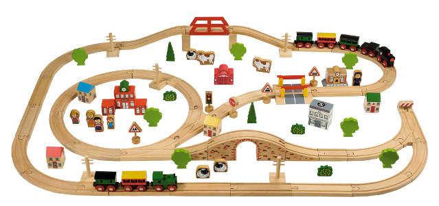 my first train set codeproject. Black Bedroom Furniture Sets. Home Design Ideas