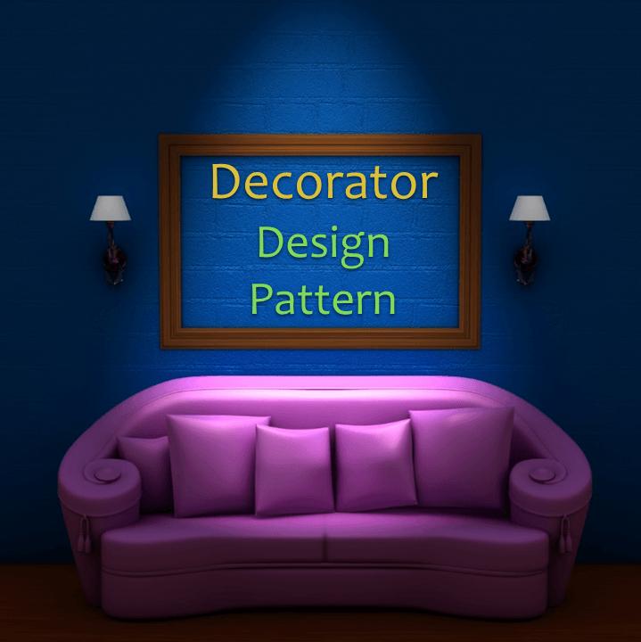Decorator Design Pattern Usage