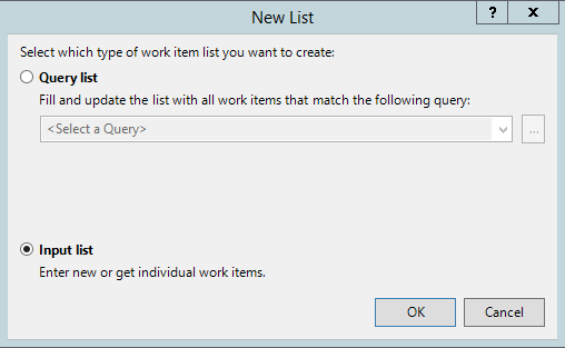 Connect to TFS using Microsoft Excel - CodeProject
