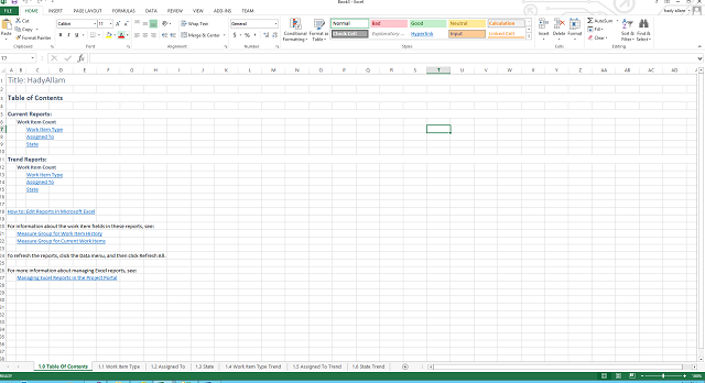 connect to tfs using microsoft excel codeproject