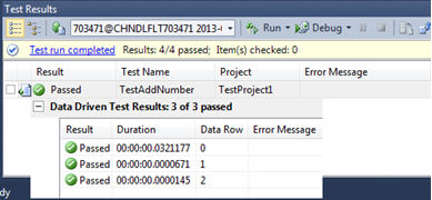 Data Driven Testing by Excel Named Region - CodeProject