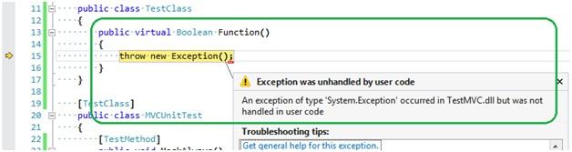 Various Mock Setups Using Moq Framework - CodeProject