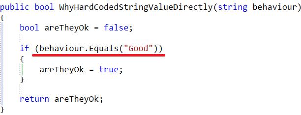 HardCodedValue