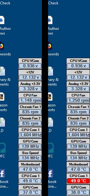 App for CPU Temps, Fan Speeds, etc - Glink Solution Co ,Ltd