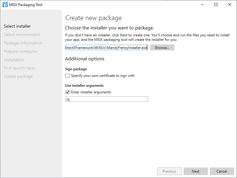 Bring Your Existing Application to Microsoft Store - CodeProject