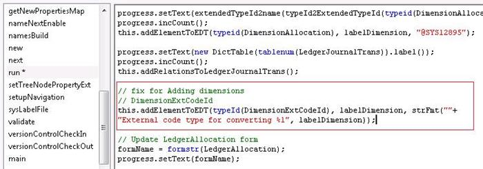 Tips and Enhancements in Dynamics AX - CodeProject