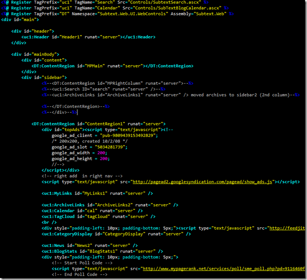Visual Studio Coding Themes - CodeProject