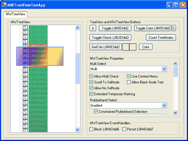 Multi-select Treeview control v2 0 - CodeProject