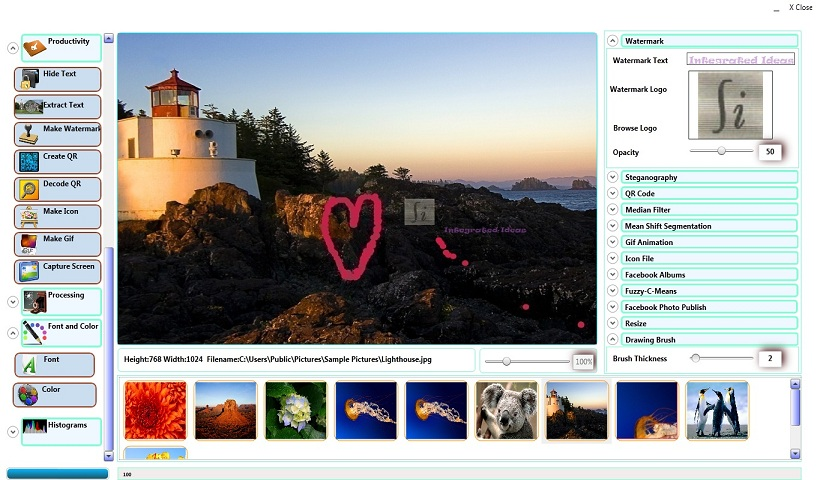 ImageGrassy: An Image Processing and Utility Tool - CodeProject