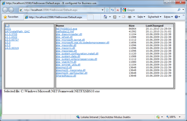 ASP NET User Control: File Browser - CodeProject