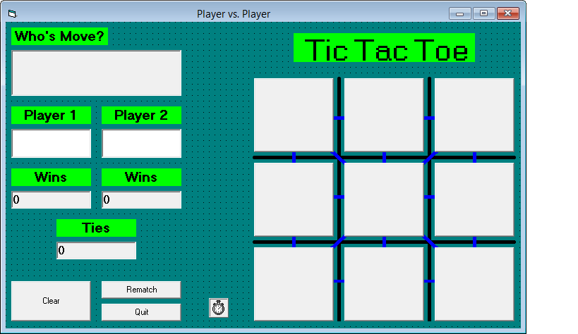 Make Your Own Tic Tac Toe Game - CodeProject
