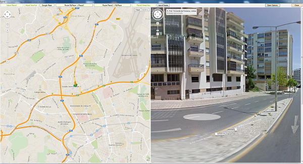 GMaps v1 1 12 - Google Maps/Routing/StreetView All-in-1