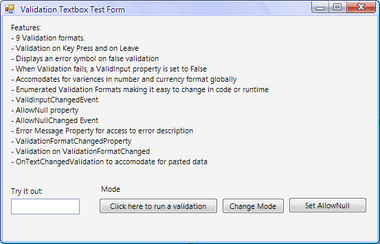 Validating textbox in vb.net edgar ramirez dating