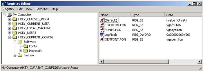 Working with Windows Registry using VB NET - CodeProject