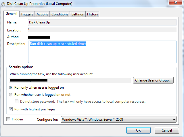 Custom disk clean up using WSH VBScript - CodeProject