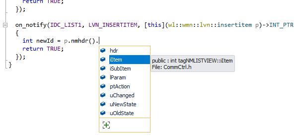 WinLamb: using C++11 Lambdas to Handle Win32 Messages