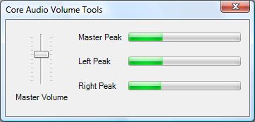 Per Application Volume Control download - softoz-parssoft