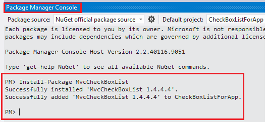 How to Use CheckBoxListFor With ASP NET MVC 4? - CodeProject