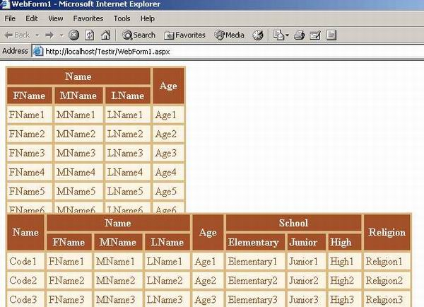 Merge DataGrid Header - CodeProject