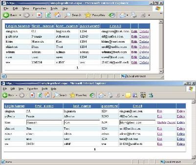 Simplify ASP NET DataGrid by Eliminating Code-Behind