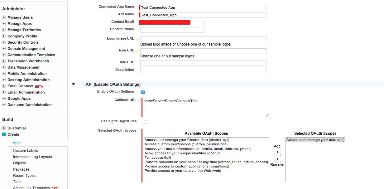 Integrating Salesforce com over REST API using IBM Integration Bus