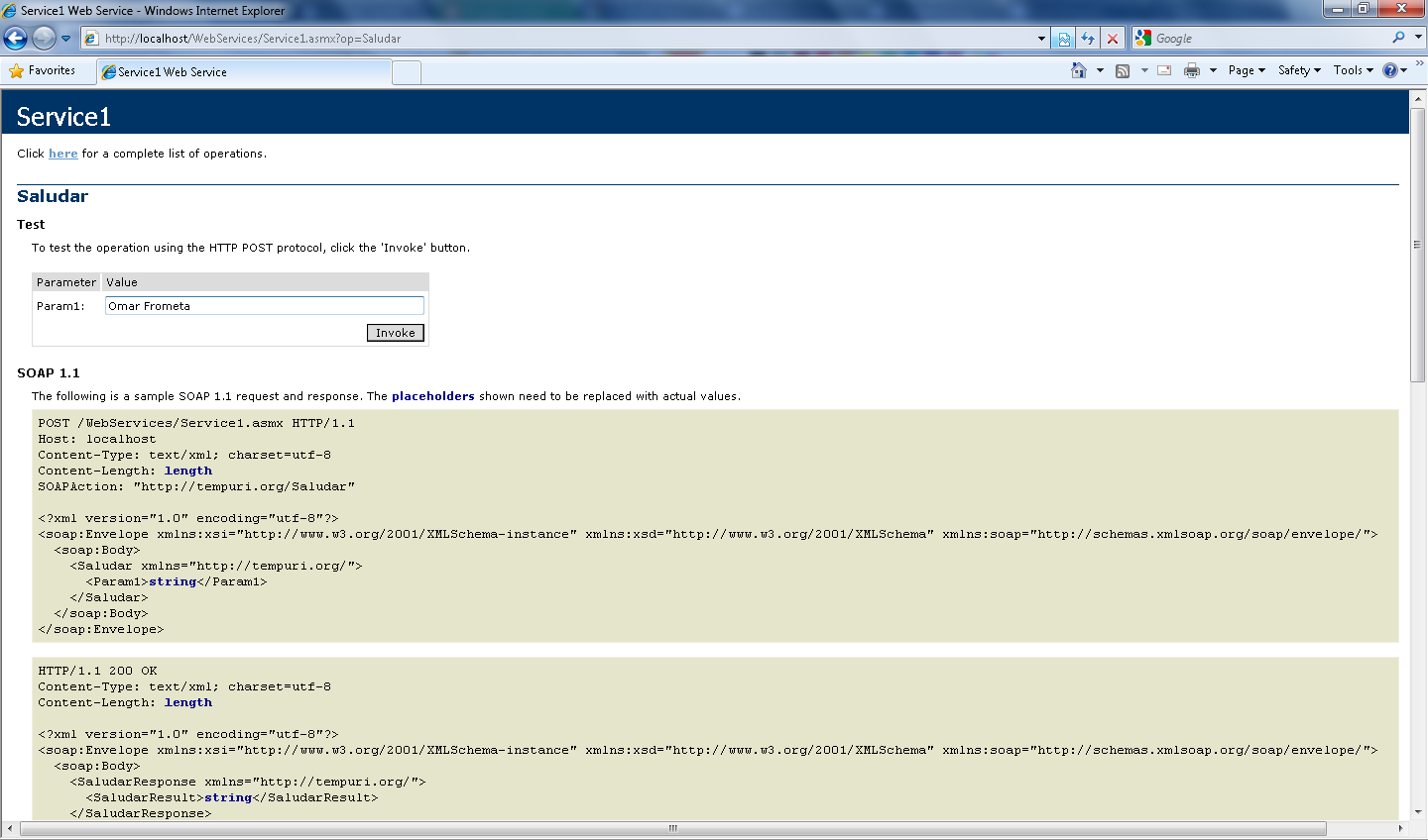 How to invoke a Web Service from a Stored Procedure