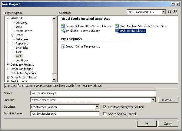 Create, Host (Self Hosting, IIS hosting) and Consume WCF