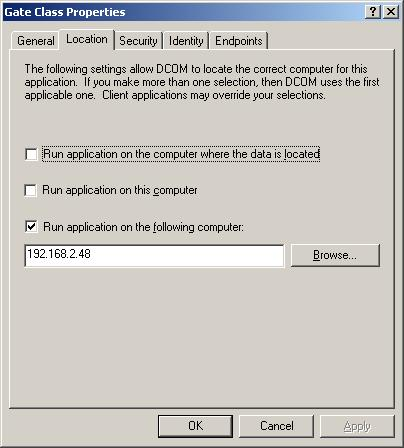 Bringing DCOM remoting functionality to Windows CE and  NET