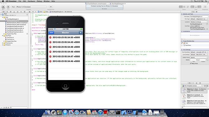 vm mac xcode