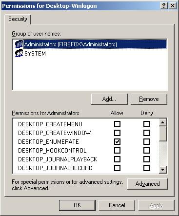 GUI-Based RunAsEx - CodeProject