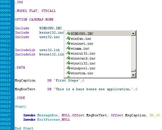 32-bit Assembler is Easy - CodeProject