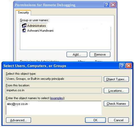 Remote Debugging on IIS - CodeProject